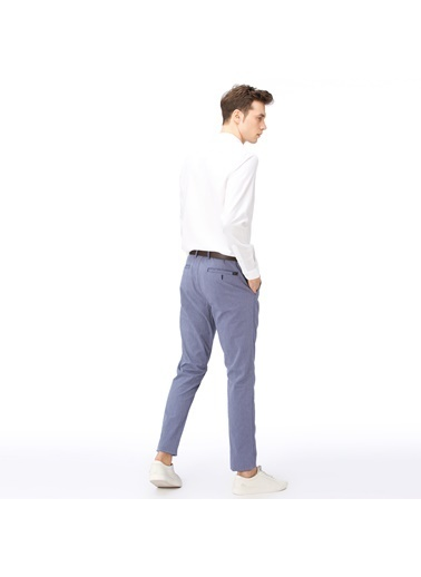 Lacoste Erkek Slim Fit Pantolon HH0901.01A Mavi